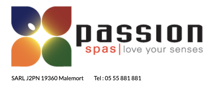 Logo Passion Spas Brive